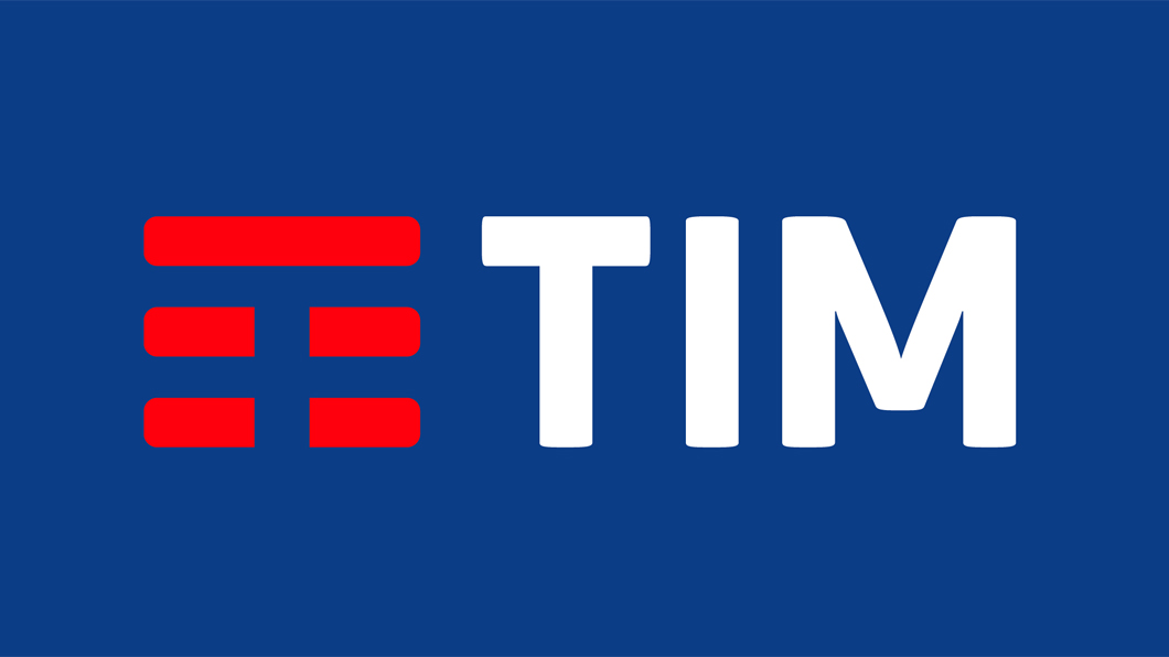 Tim Novo Logotipo Tim New Logotype