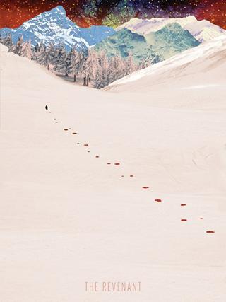 Perdido em Marte por Brandon Lee. Artist Inspiration: Mario Corea Aiello