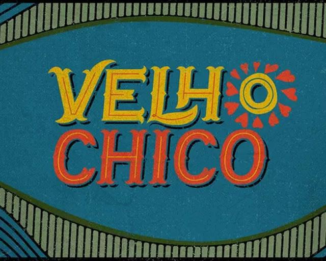 Logotipo Novela Velho Chico