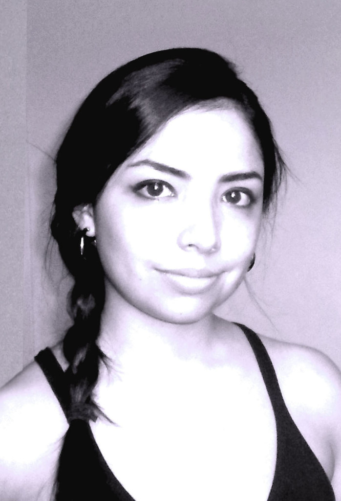 A designer Alejandra Flechas.