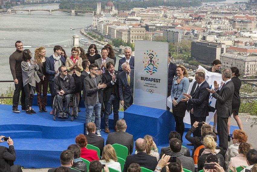 Em evento marca foi apresentada ao mundo (Foto: Budaspest 2024).
