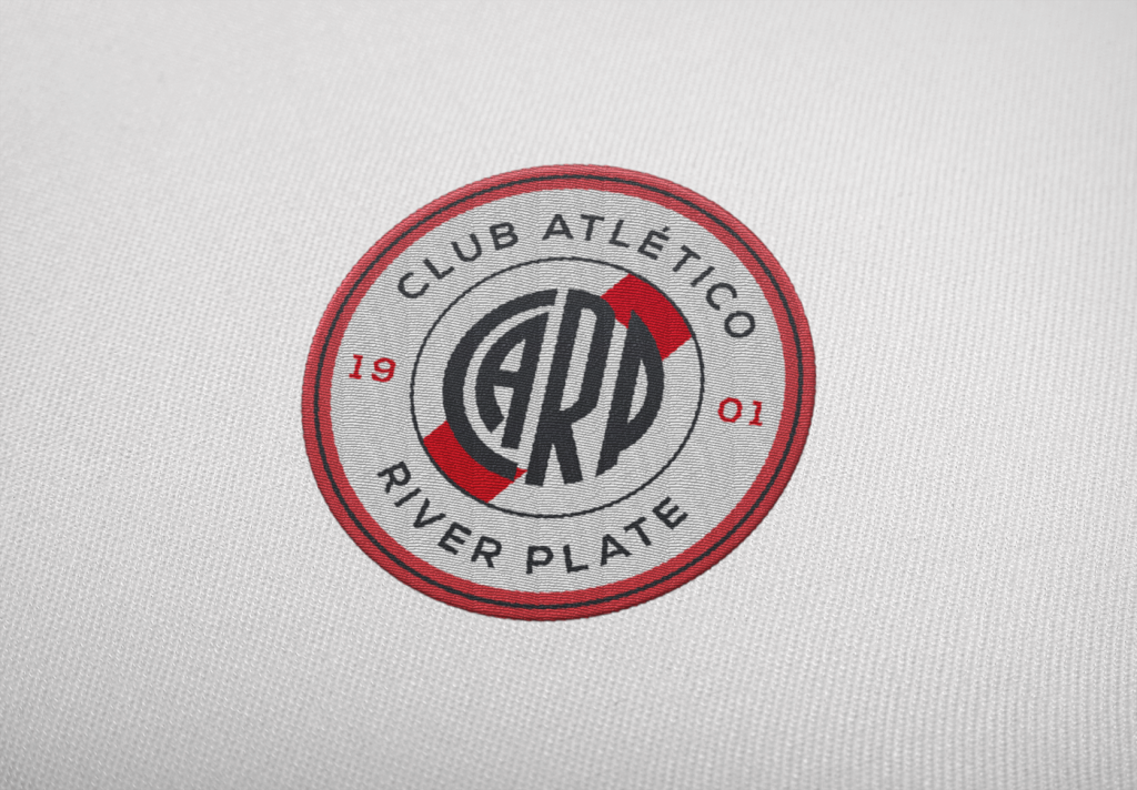 river plate badge