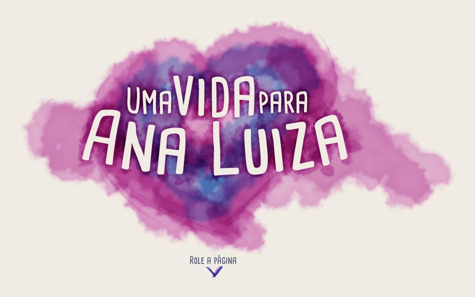 Reprodução_página_especial_Uma_vida_para_Ana_Luiza_ZH