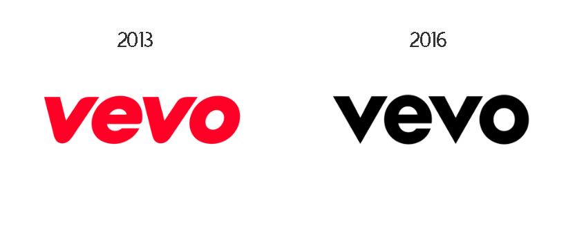 Antigo e novo logotipo (Foto: Reprodução).