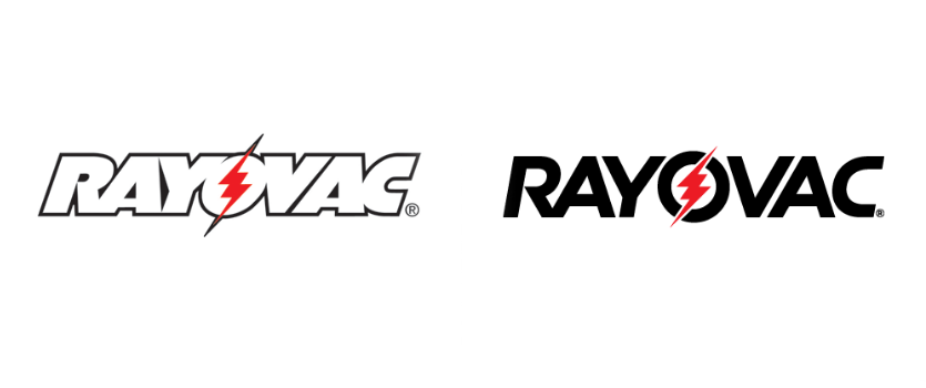 Rayovac Logotype Logotipo