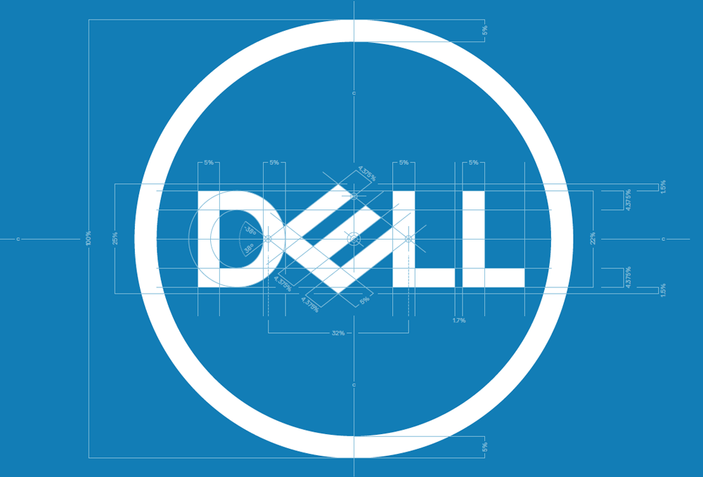 Dell novo logotipo 2016 Dell New Logo
