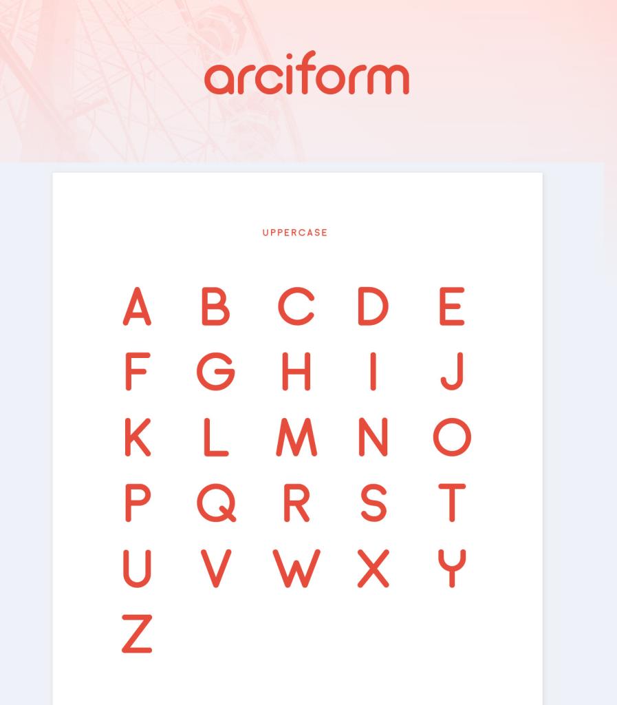 Arciform