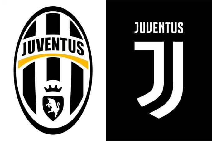 juventus novo logotipo new logotype