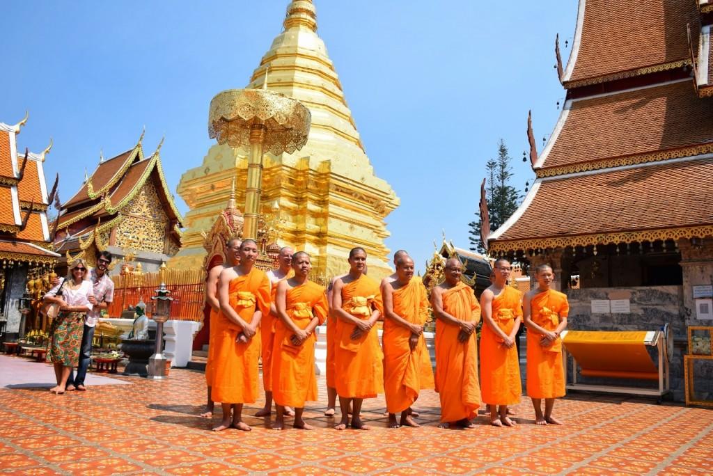 Tailândia se destaca não somente pela cultura (Foto: Reprodução).