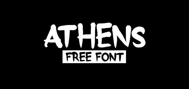 Athens-Free-Font
