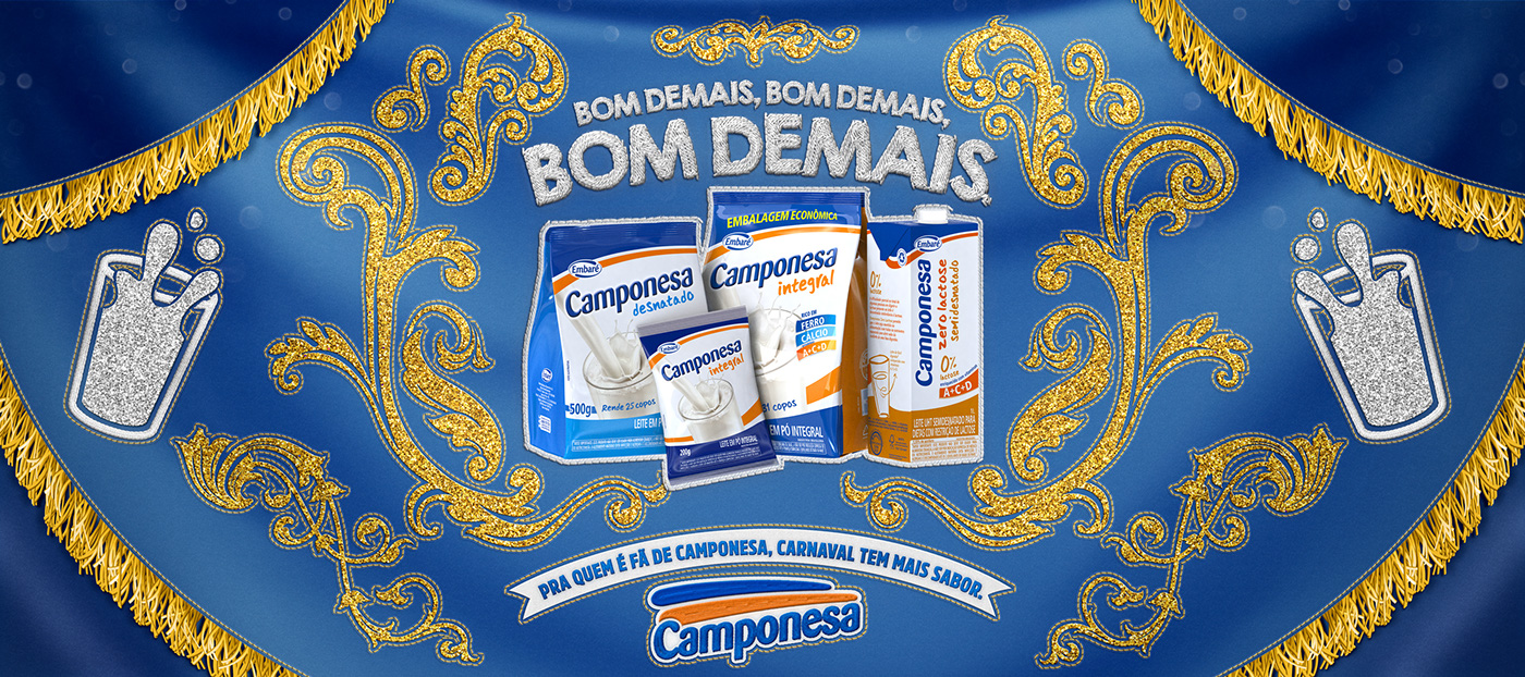 Campanha para a marca Camponesa, por Eduardo Fialho (Foto: Reprodução).