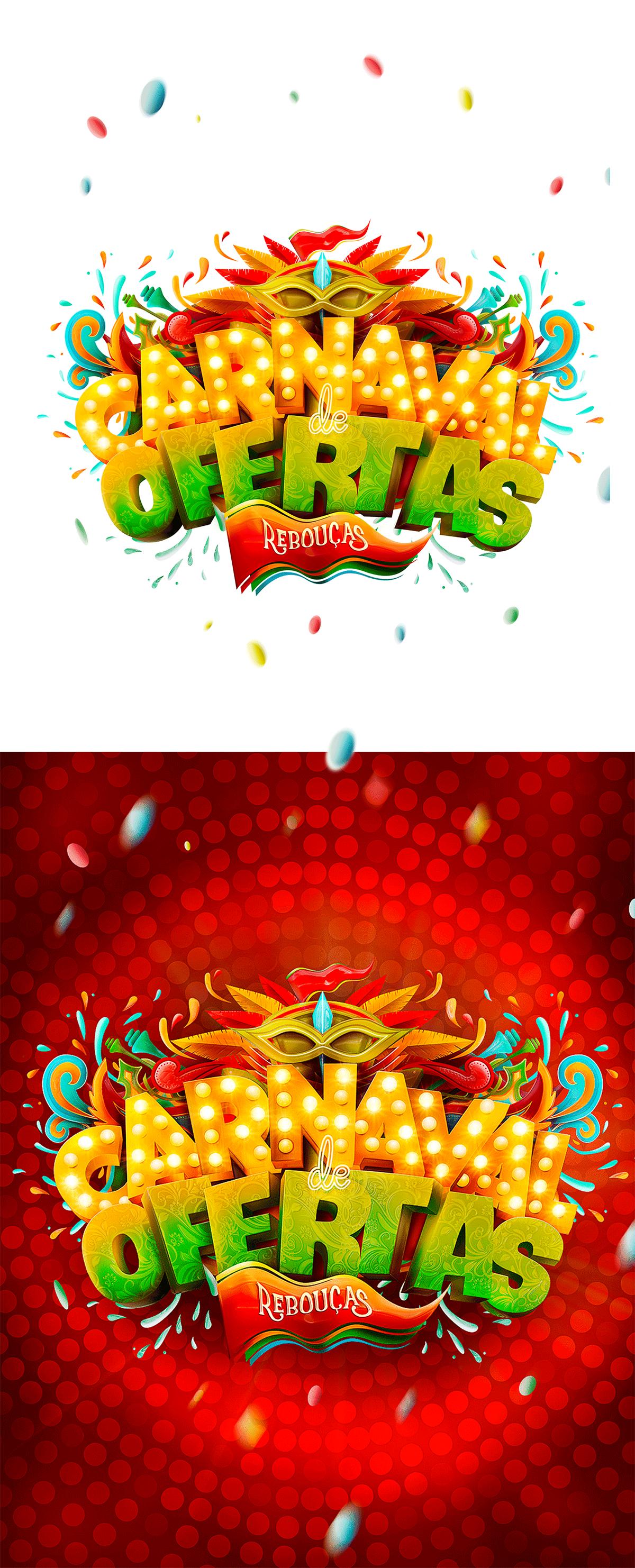 Carnaval de Ofertas, por Nixon Nicholas (Foto: Reprodução).