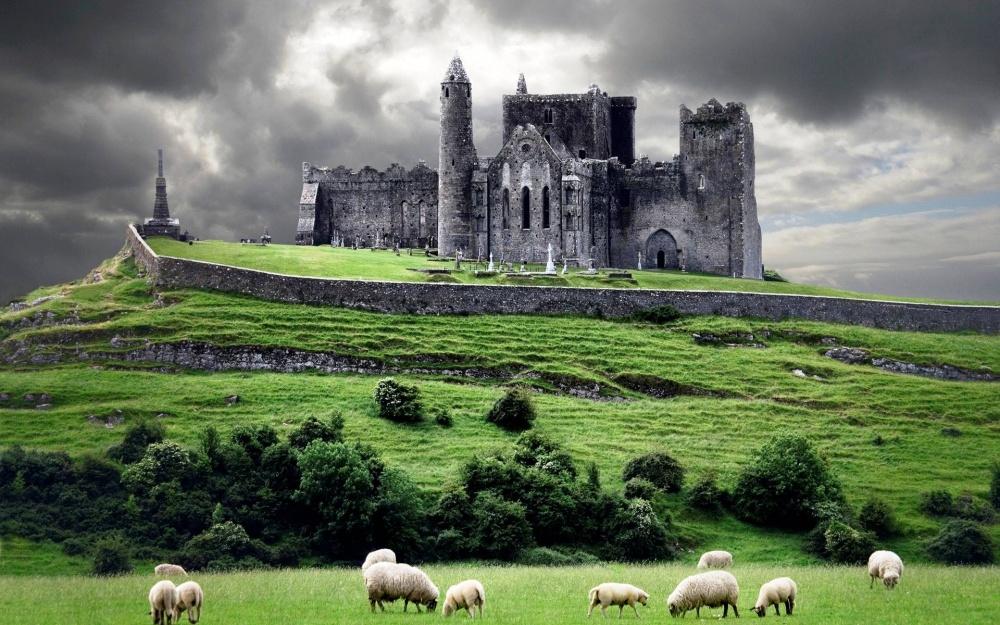 Irlanda (Foto: Listof Images).