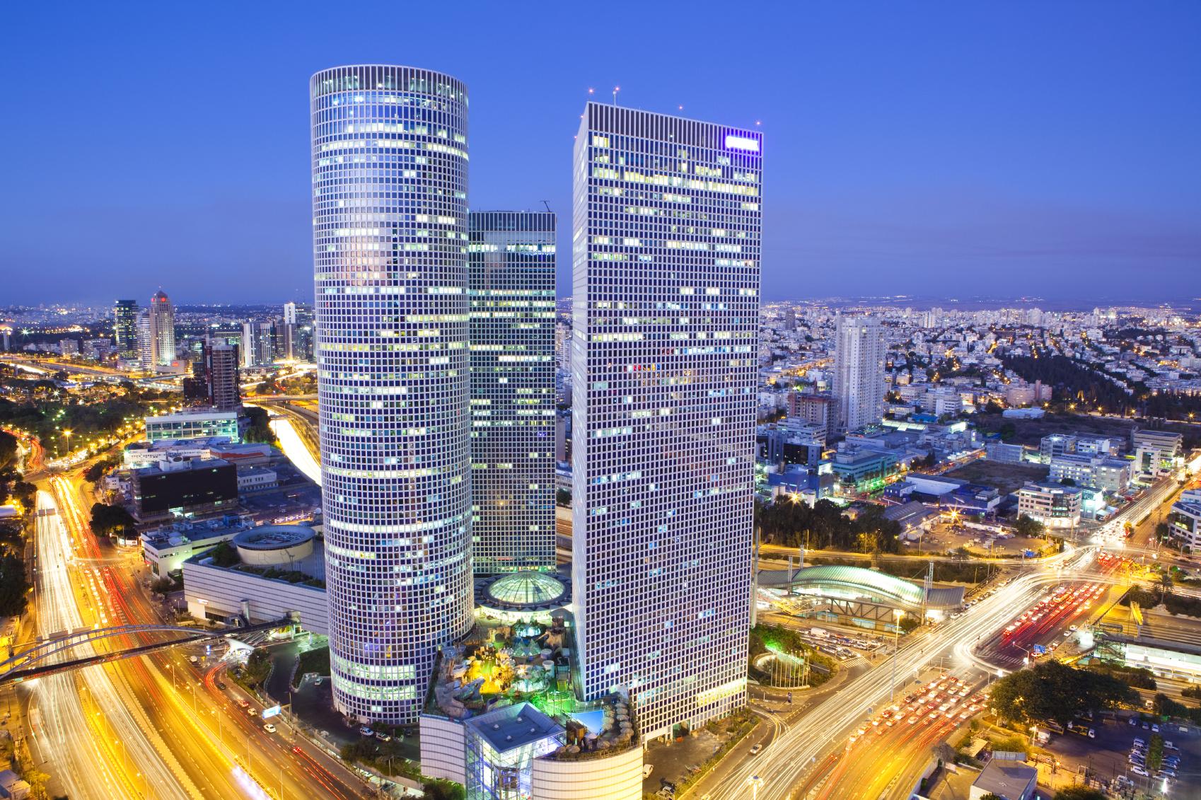 Cidade de Israel é considerada inovadora e tecnológica (Foto: Reprodução).