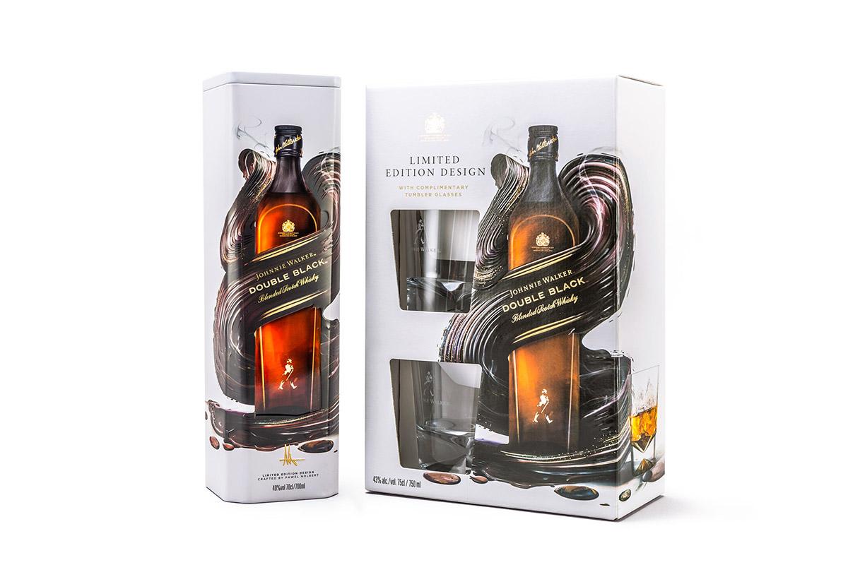 Johnnie Walker edição limitada limited edition