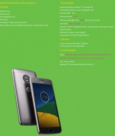Moto G 5 Imagens 3