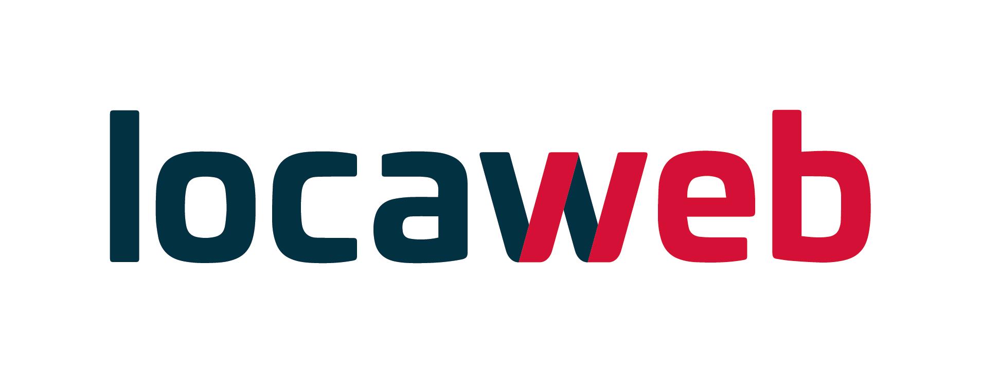 Novo logotipo Locaweb Logotype Locaweb