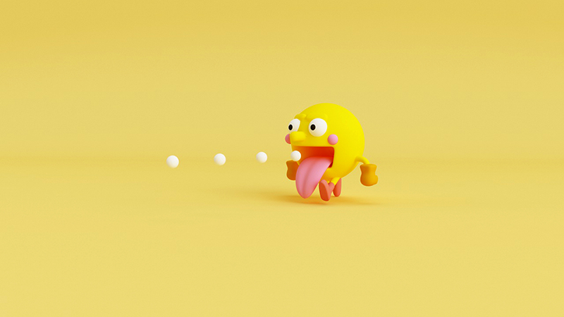 Pac-Man-from-Pac-Man-series