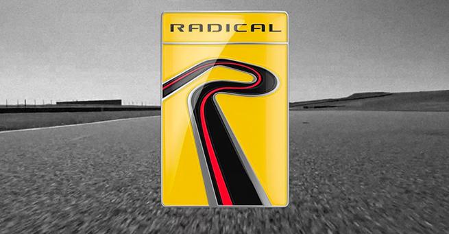 Novo logo mostra os traços de trajeto em pista no formato R (Foto: Reprodução).