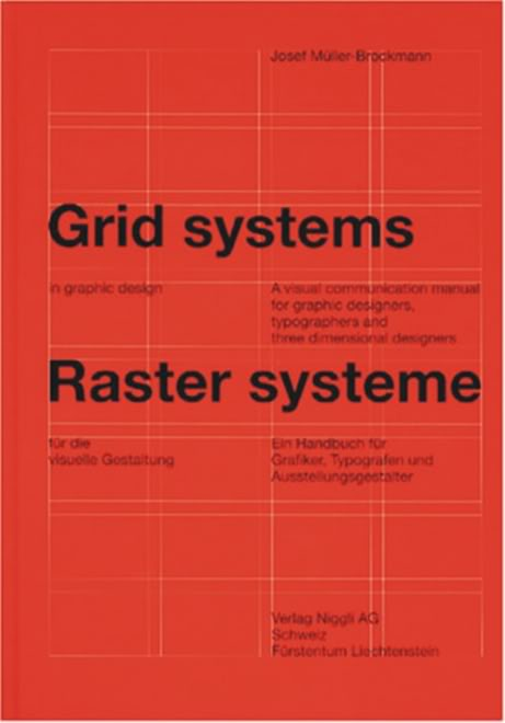 Sistemas de grelhas, Josef Müller Brockmann (Gustavo Gilli);