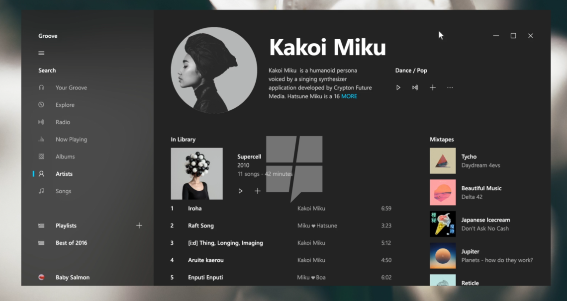 New Design Windows 10 Novo Design Windows 10 Neon