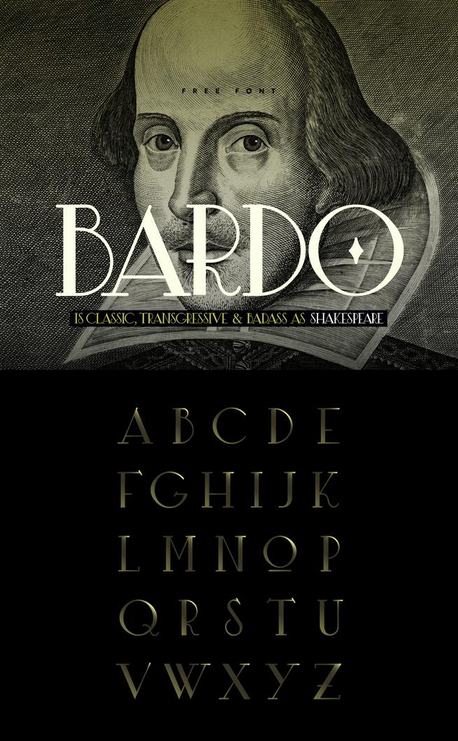 Bardo-Free-font