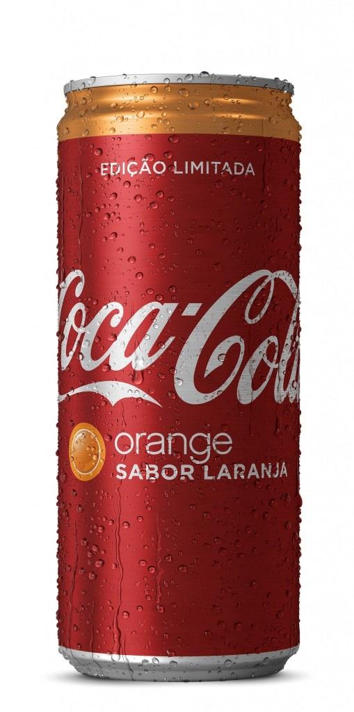 Coca Cola Nova Embalagem