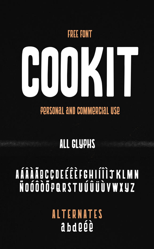 Cookit-Freefont-Download