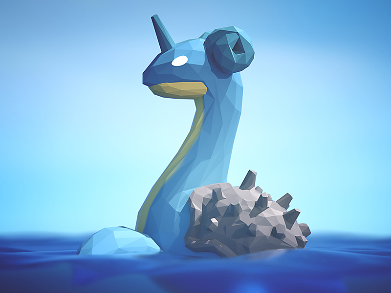 Pokemon-Low-Poly-5