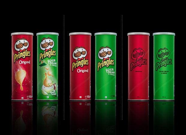 Pringles Minimalismo
