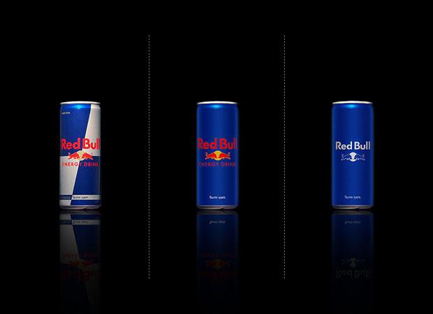 Red Bull Minimalismo