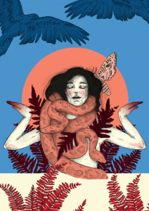Sabrina Gevaerd – Brusque SC (ilustradora, designer gráfica e artes digitais)