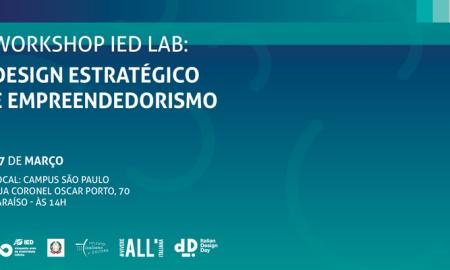 Workshop em São Paulo discute design estratégico e empreendedorismo