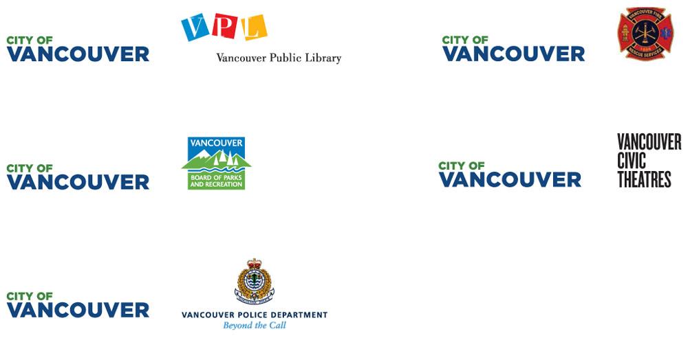 Variações de aplicação do logotipo (Foto: Divulgação).