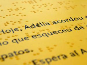 Impressão em BrailleBR