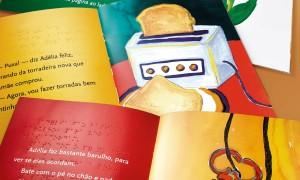 Coleção Adelia - Três titulos com relevo, texturas e aromas!