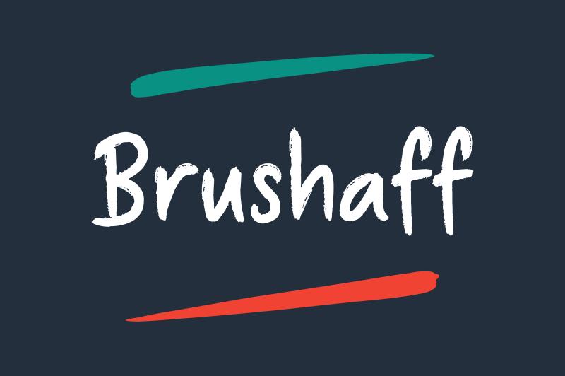 brushaff