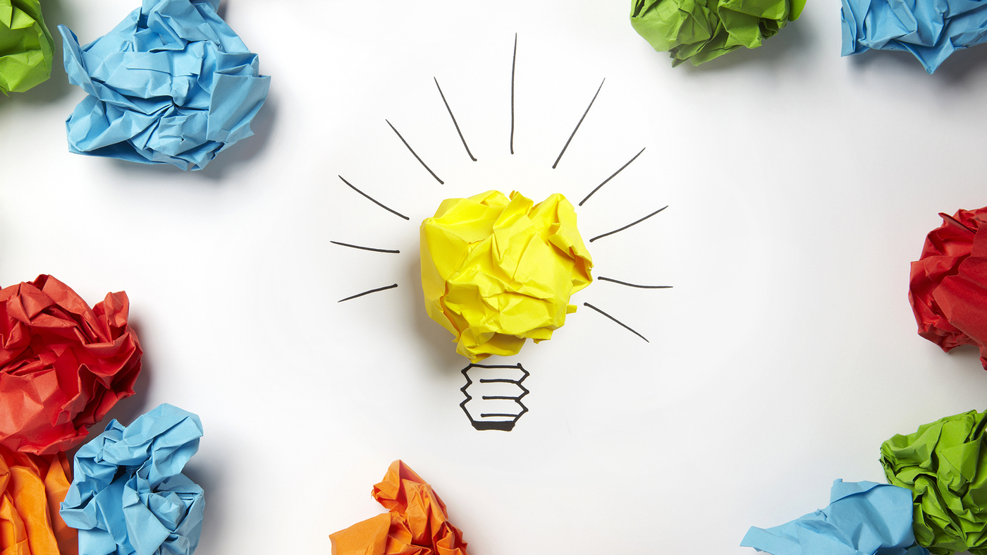 This week we explore what creativity is and how it works.