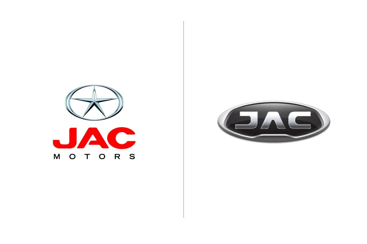 JAC Novo logotipo