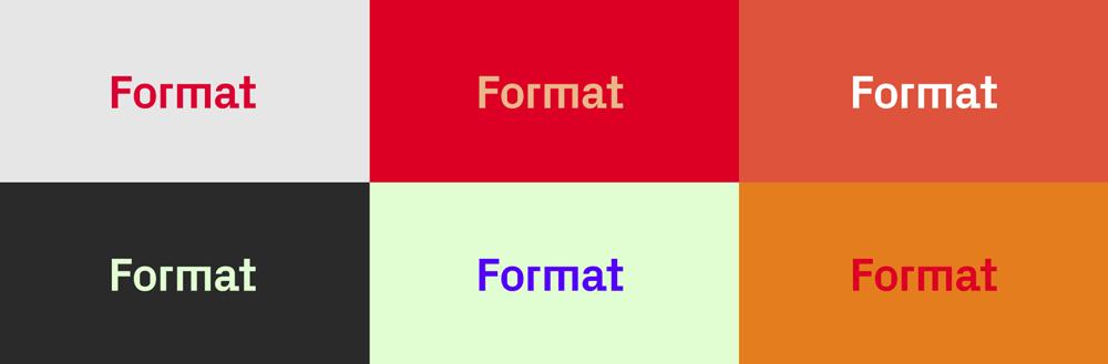 Format Aplicações